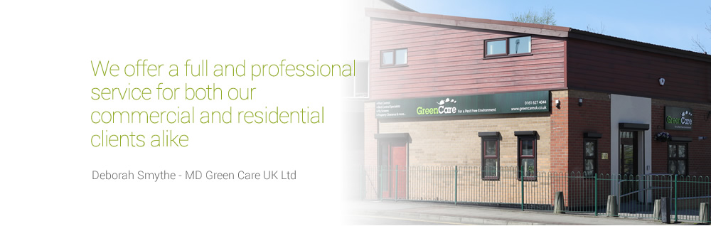 Green Care Banner